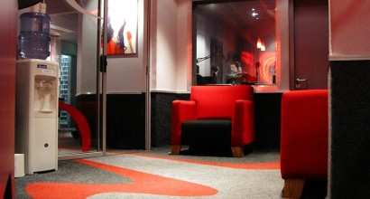 MFM Reception Area