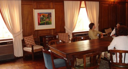 Extra View of Boardroom - Thom Room