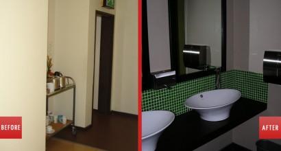 Bathrooms - Unisex