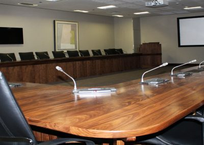 Stellenbosch University – Rectorate Boardroom