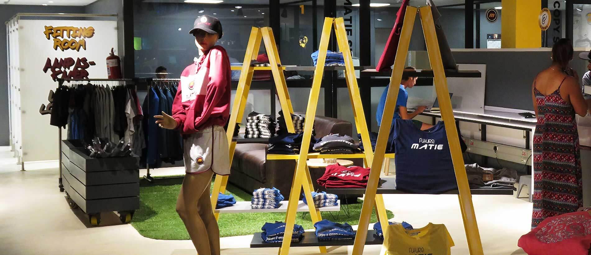 4id Retail design