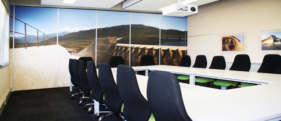 Stellenbosch University – Engineering Boardroom