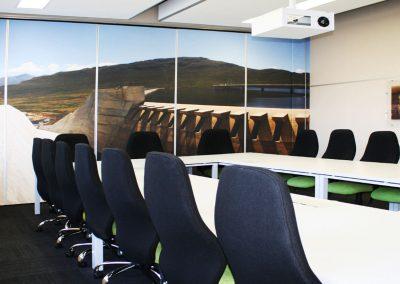 Stellenbosch University – Engineering Boardroom