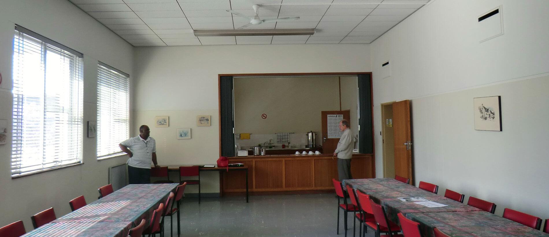 Stellenbosch interior design before